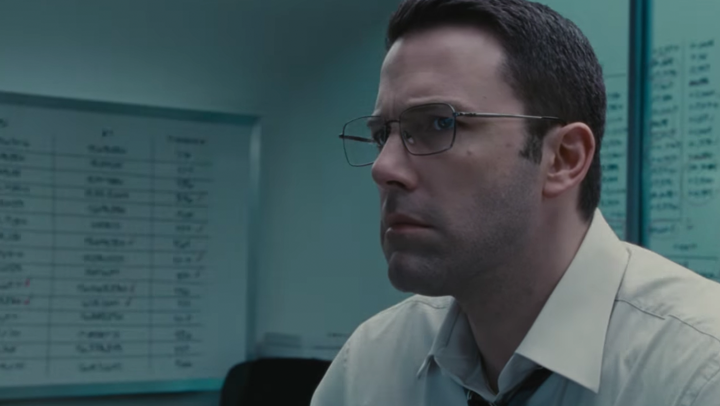 Ben Affleck plays Christian Wolff in The Accountant film.