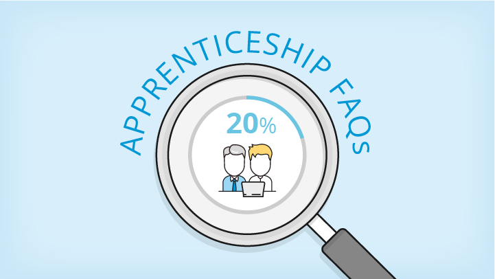Apprenticeships FAQs Video 20% Training