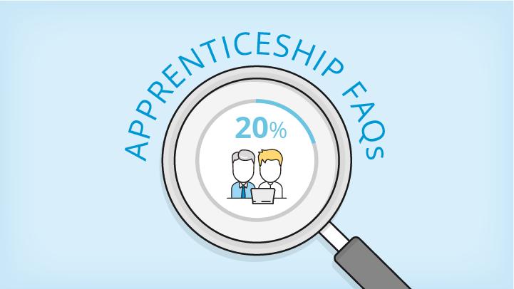 Apprenticeships FAQs Video 20% Training