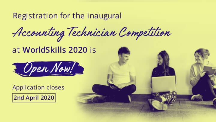 WorkSkills Accounting Competition