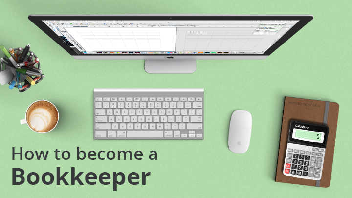 How to become a bookkeeper