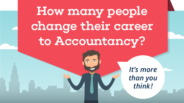 Career in accountancy infographic