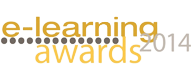 e-learning awards 2014 logo