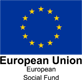 EU European Social Fund logo