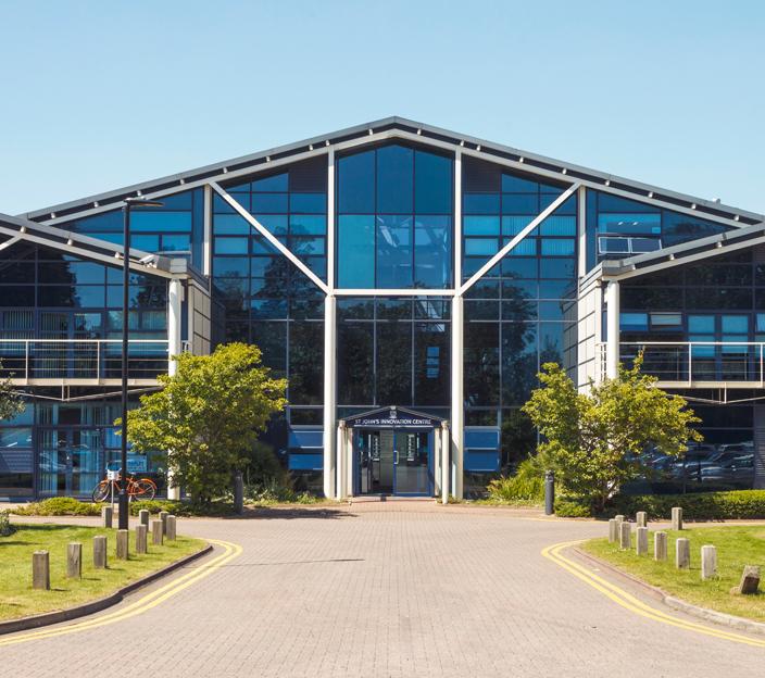 Kaplan Cambridge centre