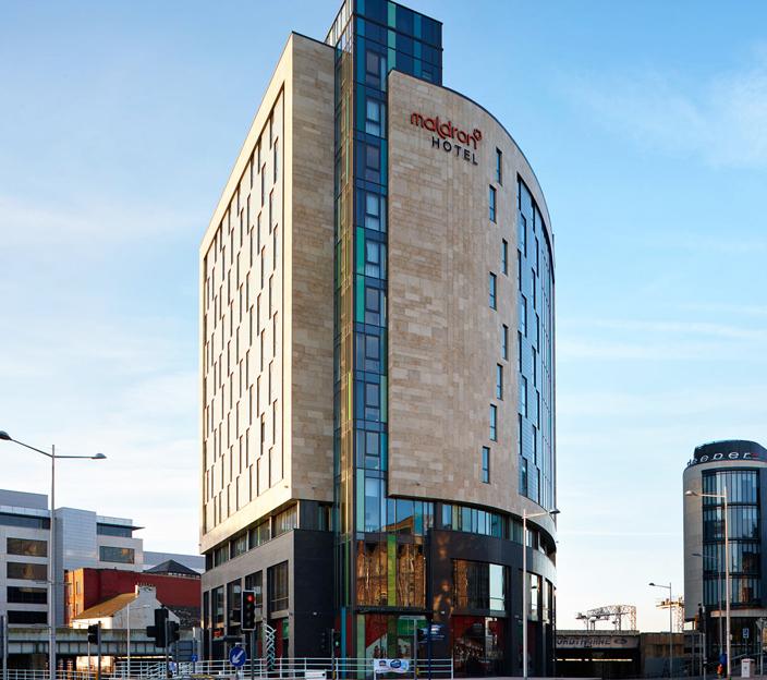 Kaplan Cardiff - Clayton hotel