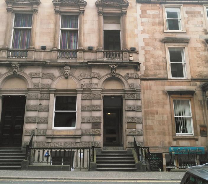 Kaplan Glasgow centre