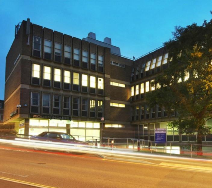 Kaplan Norwich centre
