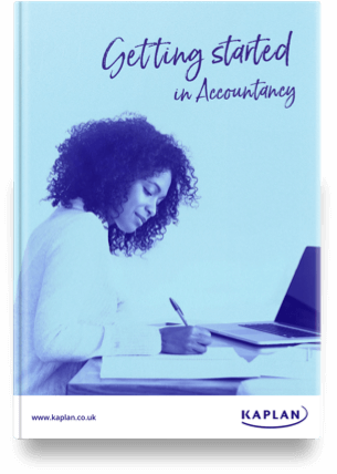 Getting started in Accountancy brochure